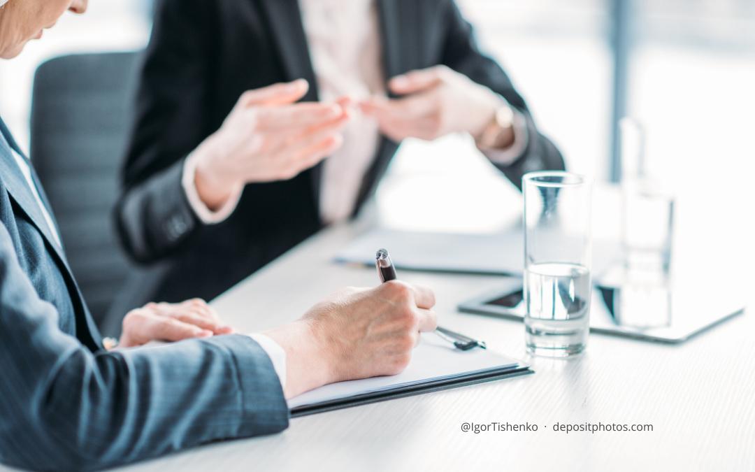 Selbst ein erfolgreiches Konfliktgespräch führen: Tipps für Führungskräfte.