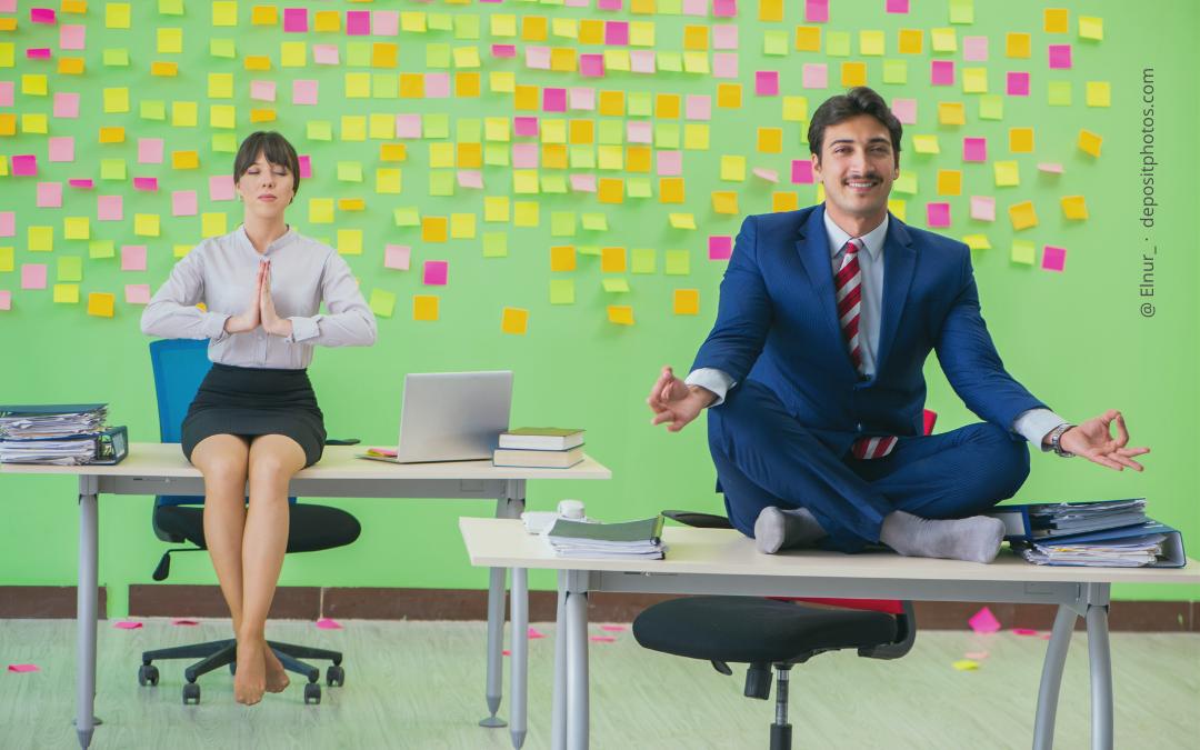Drei Tipps, wie Sie als Führungskraft im Chaos handlungsfähig bleiben.